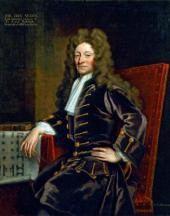 Sir Godfrey KNELLER. Sir Christopher Wren. 1711