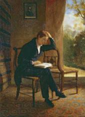Джозеф СЕВЕРН. Джон Китс. 1821–1823