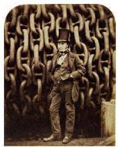 Robert HOWLETT. Isambard Kingdom Brunel. November 1857