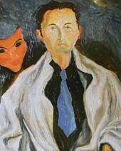 RENATO GUTTUSO. PORTRAIT OF GUGLIELMO PASQUALINO, SURGEON. 1935