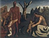 MARIO SIRONI. THE FAMILY. 1932 (?)