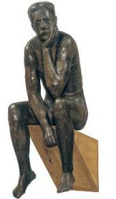 MARINO MARINI. THE SWIMMER. 1932