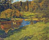 Andrei GORSKY. Autumn. 1955-1981