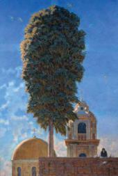 Nikolai GORSKYCHERNYSHEV. The True Cross. 1998-1999