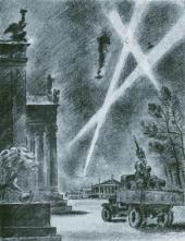 VLADIMIR E. TSIGAL. NOVOROSSYISK. STREET FIGHTS. 1943