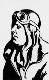 "BORIS PROROKOV. A.I.AFANASIEV, TORPEDO BOAT CAPTAIN. ""KRASNY GANGUT"" NEWSPAPER."