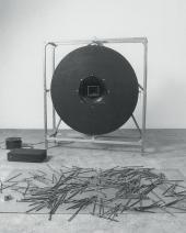 TERRA AGGREGATE. 1968. Installation