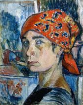 Self-Portrait. 1907-1908