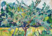 Orchard. 1908-1909