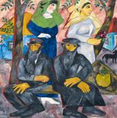 Jews (Shabbat). 1911