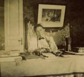 Eugenia (Yevgenia Ivanovna). Bogdan-Apostolopulo. Photo. 1900s