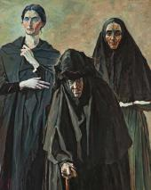 The Three women. 1933-1935