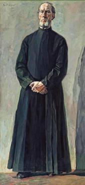 Archdeacon Kholmogorov. 1935