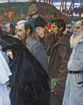 In Rus' (The Soul of the People). 1914-1916