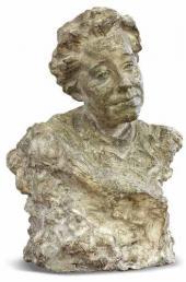 Portrait of Mrs. Shtember. 1904