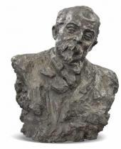 Portrait of Vasily Perepletchikov. 1899