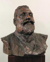 Portrait of A.V. Nazarevsky. 1911