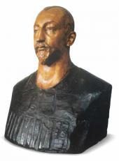 Portrait of Vladimir Ern. 1914