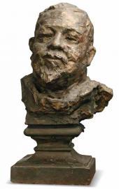 Portrait of Savva Morozov. 1902
