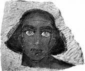 Anna Golubkina. Sandro Moiss i As Oedipus in Sophocles's tragedy Oedipus the Kin