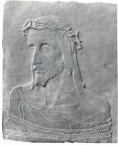 Anna Golubkina. Jesus Christ. 1912