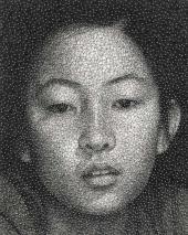 Kumi Yamashita. Constellation – Mana. 2011. © Collection of the artist