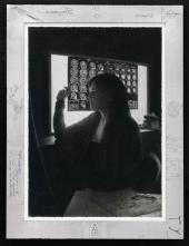 Leslie Adams. Sensazione: A Self-Portrait. 2010. © Collection of the artist