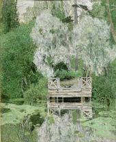 Willows (Silver Willows). 1909