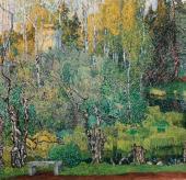 Neskuchny Garden. 1910s