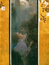 Gustav Klimt. Love. 1895