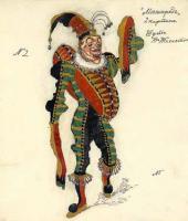 "Jester. ""Masquerade"" by Mikhail Lermontov"