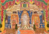 "Masquerade Hall. ""Masquerade"" by Mikhail Lermontov"