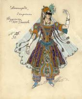 "Turk. ""Masquerade"" by Mikhail Lermontov"