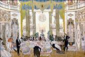"Ball Scene. ""Masquerade"" by Mikhail Lermontov"