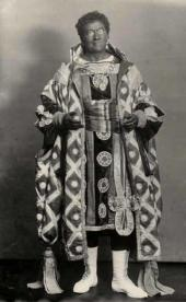Leonid Leonidov as Othello