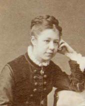 Yelena Polenova. 1874