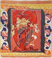 Alexander Golovin. Design of a carpet