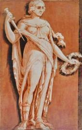 Jacopo Ferrari. THE Muse of Tragedy