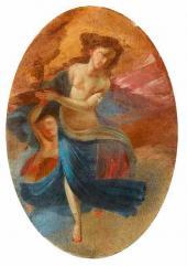 Giovanni Battista (Ivan Karlovich) Scotti. Psyche