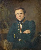 Portrait of A.I. Terebenev. 1835