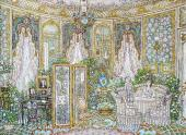 "Alexander Borisov. Anna's boudoir Film sets for ""Anna Karenina"". 2009–2012"