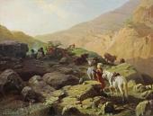 Pavel Kovalevsky. Caucasus. 1872