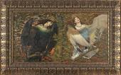 Viktor Vasnetsov. Sirin and Alkonost. The Song of Joy and Sorrow. 1896