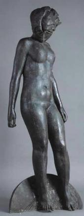 Georgy Frangulyan. Nude. 1982