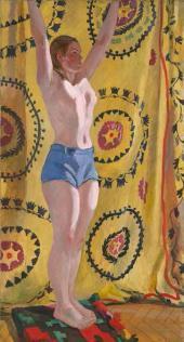 Alexander Deineka. Morning. 1947