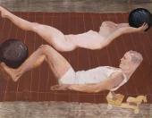 Alexander Deineka. Morning Exercise. 1932