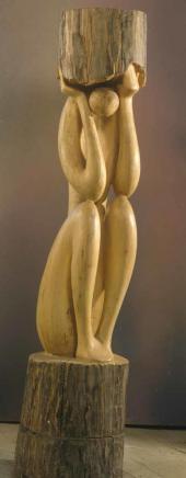 Caryatid. 1990