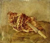 Vladimir Tatlin. Meat. 1947