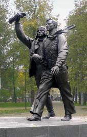 "Andrei Kovalchuk. ""Normady-Neman"". 2007"
