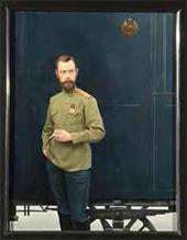 Ilya Lebedev. Nicholas II. 2014